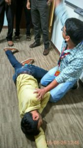 First Aid Training at Mumbai 9833427290